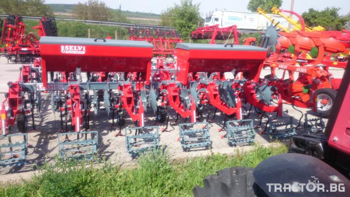Култиватори турски култиватор Култиватор SELVI с торовнасяне 1 - Трактор БГ
