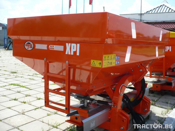 Торачки Торачка Agrex XPI 2500 4 - Трактор БГ