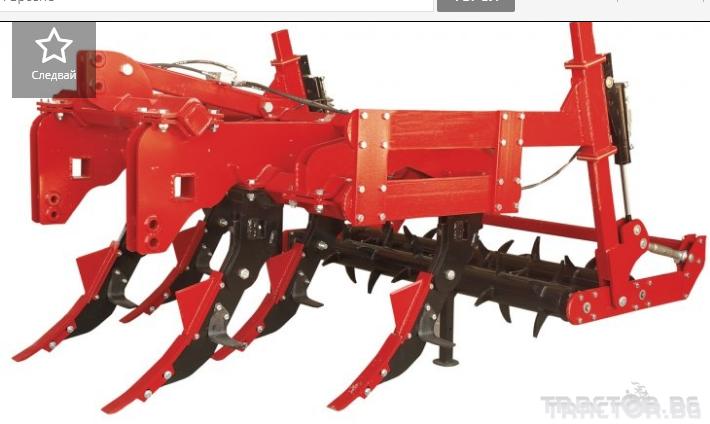 Продълбочители Продълбочител AZIM / EJDER 0 - Трактор БГ