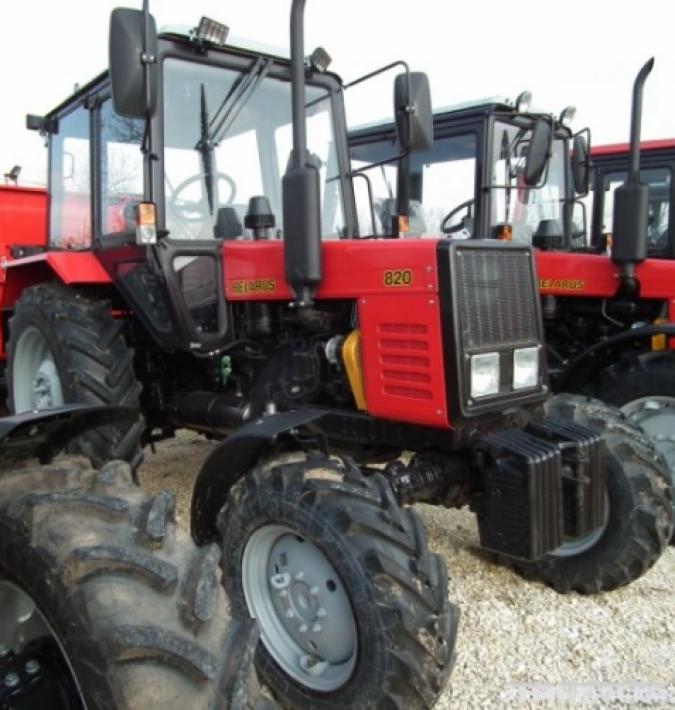 Трактори Беларус МТЗ 820 0 - Трактор БГ