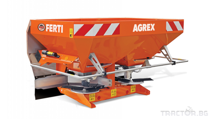 Торачки Agrex FERTI - S 0 - Трактор БГ