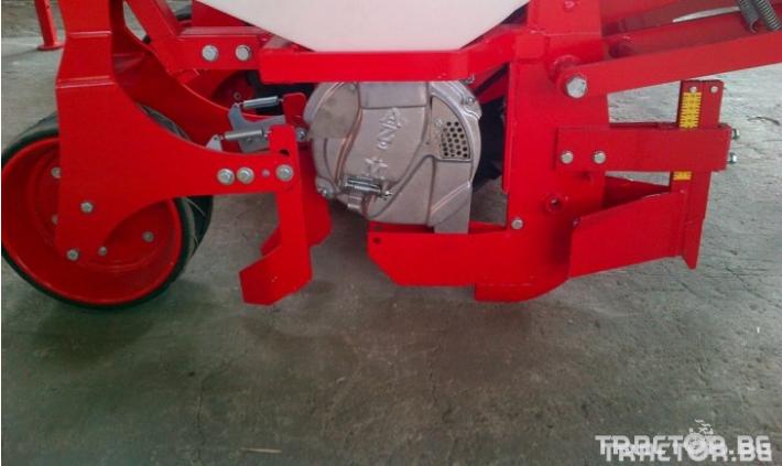 Сеялки Двойно дискови навесни и прикачни сеялки AZIM 3 - Трактор БГ