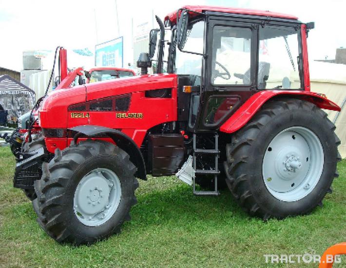 Трактори Беларус МТЗ 1221 2 - Трактор БГ
