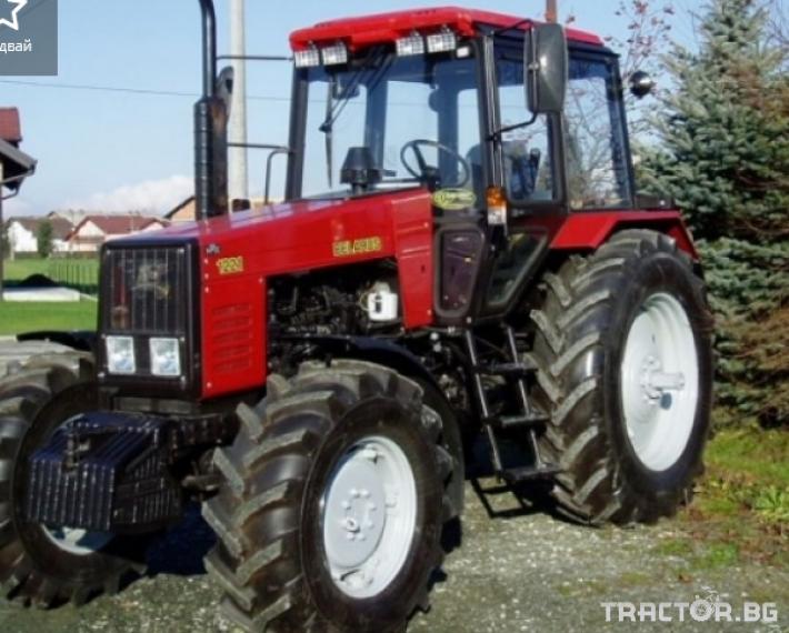 Трактори Беларус МТЗ 1221 3 - Трактор БГ