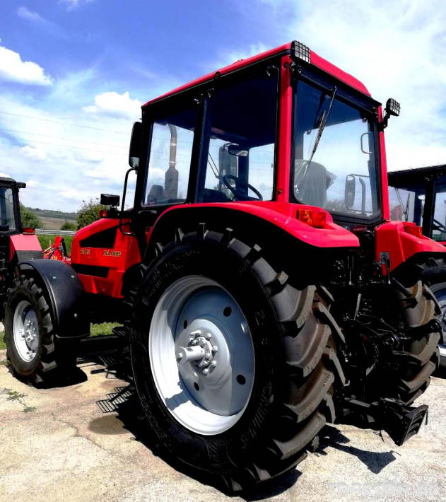 Трактори Беларус МТЗ 1221 4 - Трактор БГ