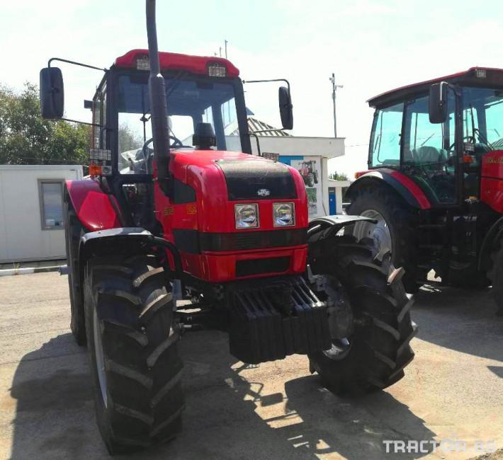 Трактори Беларус МТЗ 1221 5 - Трактор БГ