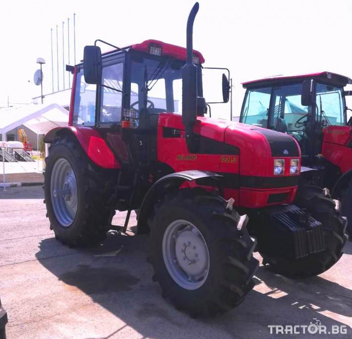 Трактори Беларус МТЗ 1221 6 - Трактор БГ