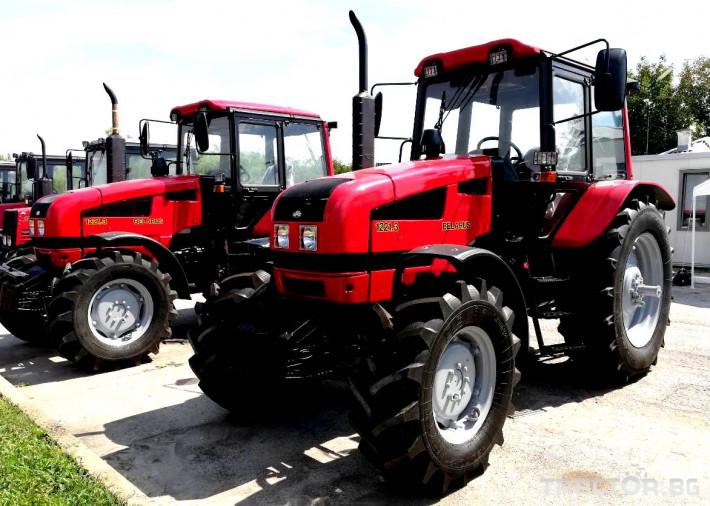 Трактори Беларус МТЗ 1221 7 - Трактор БГ