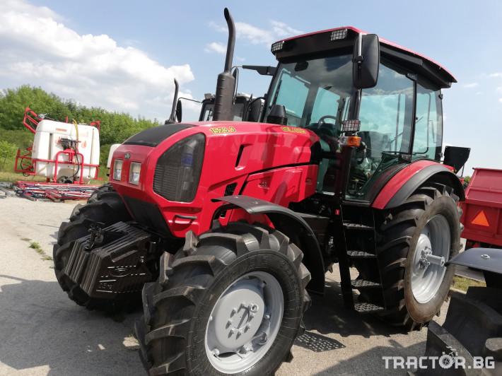 Трактори Беларус МТЗ 1523.3 0 - Трактор БГ