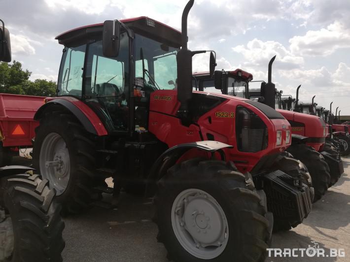 Трактори Беларус МТЗ 1523.3 4 - Трактор БГ