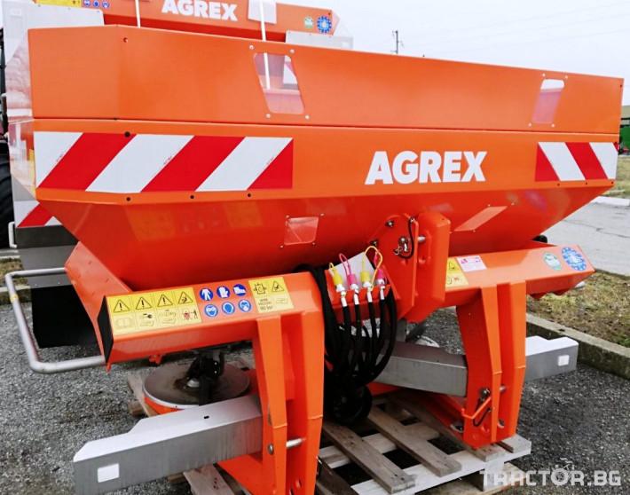 Торачки Agrex FERTI - S 1 - Трактор БГ