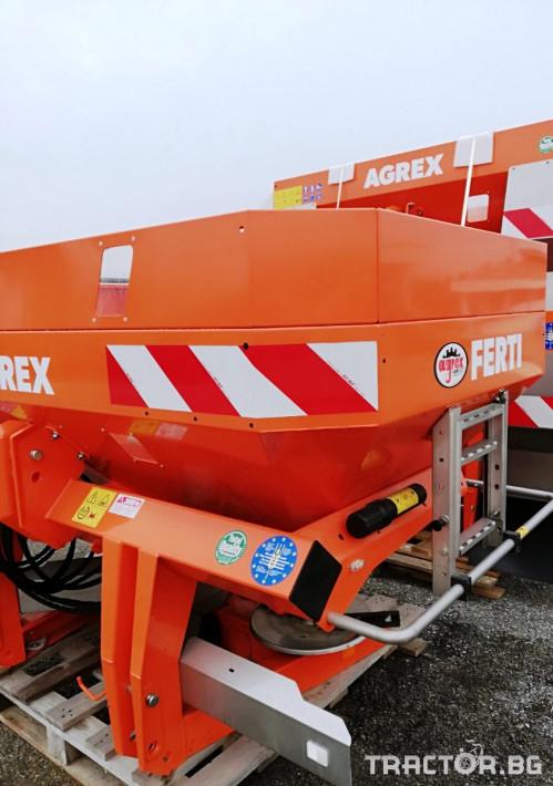 Торачки Agrex FERTI - S 2 - Трактор БГ