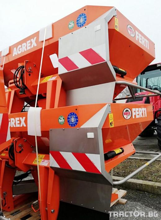 Торачки Agrex FERTI - S 3 - Трактор БГ