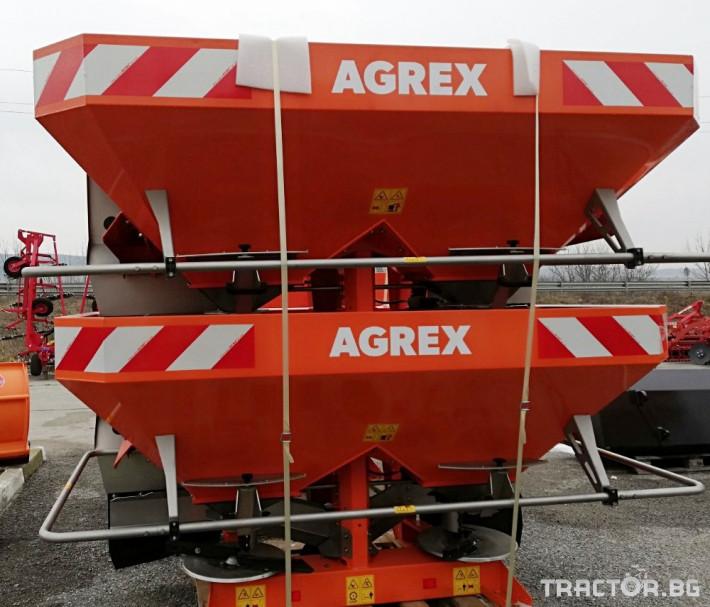 Торачки Agrex FERTI - S 4 - Трактор БГ