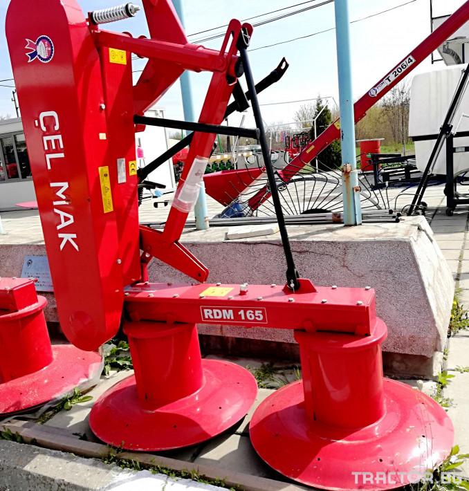 Косачки Косачка CELMAK 165 см. 2 - Трактор БГ