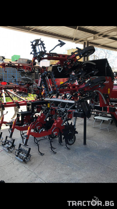Култиватори турски култиватор Култиватор SELVI с торовнасяне 5 - Трактор БГ