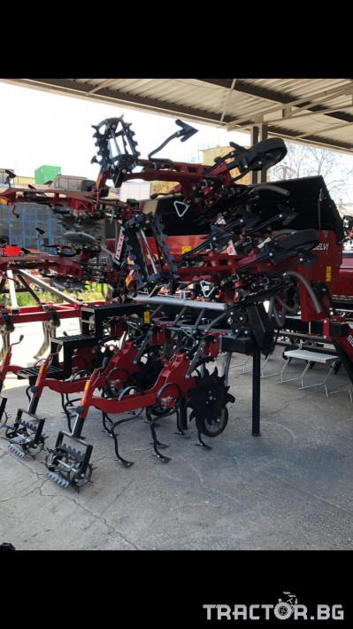 Култиватори Окопен култиватор SELVI, сгаваем с торовнасяне 4 - Трактор БГ
