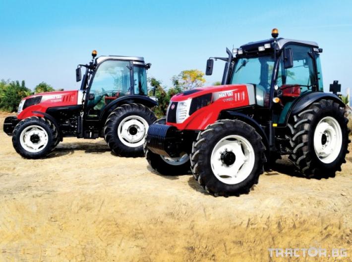 Трактори Hattat 4110 0 - Трактор БГ