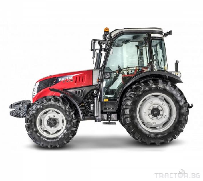 Трактори Hattat 4110 1 - Трактор БГ