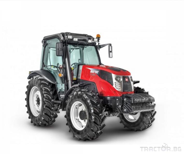 Трактори Hattat 4110 2 - Трактор БГ