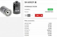 HIFI FILTER SH60029